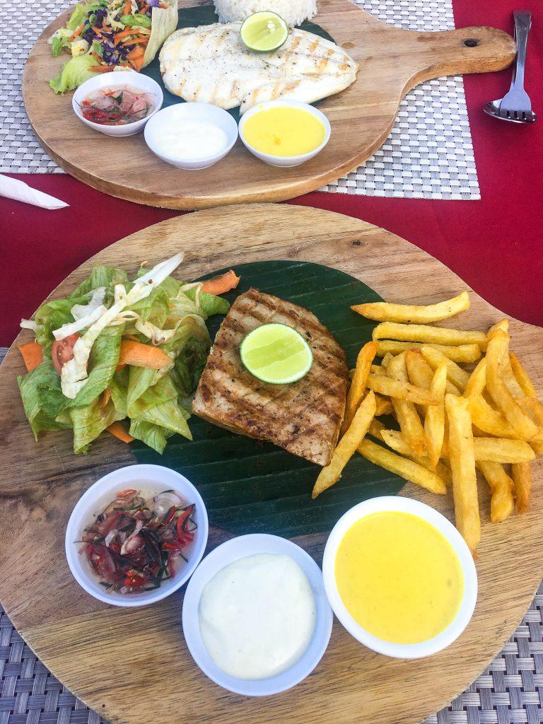 restaurants Gili Air