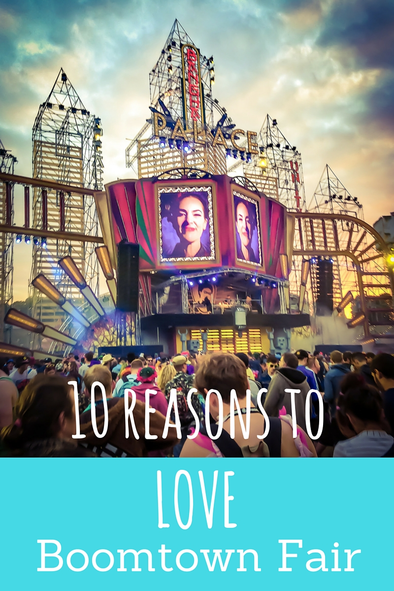 10 reasons to love Boomtown Fair