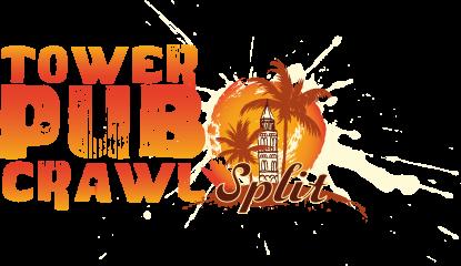 Tower pub-crawl Split