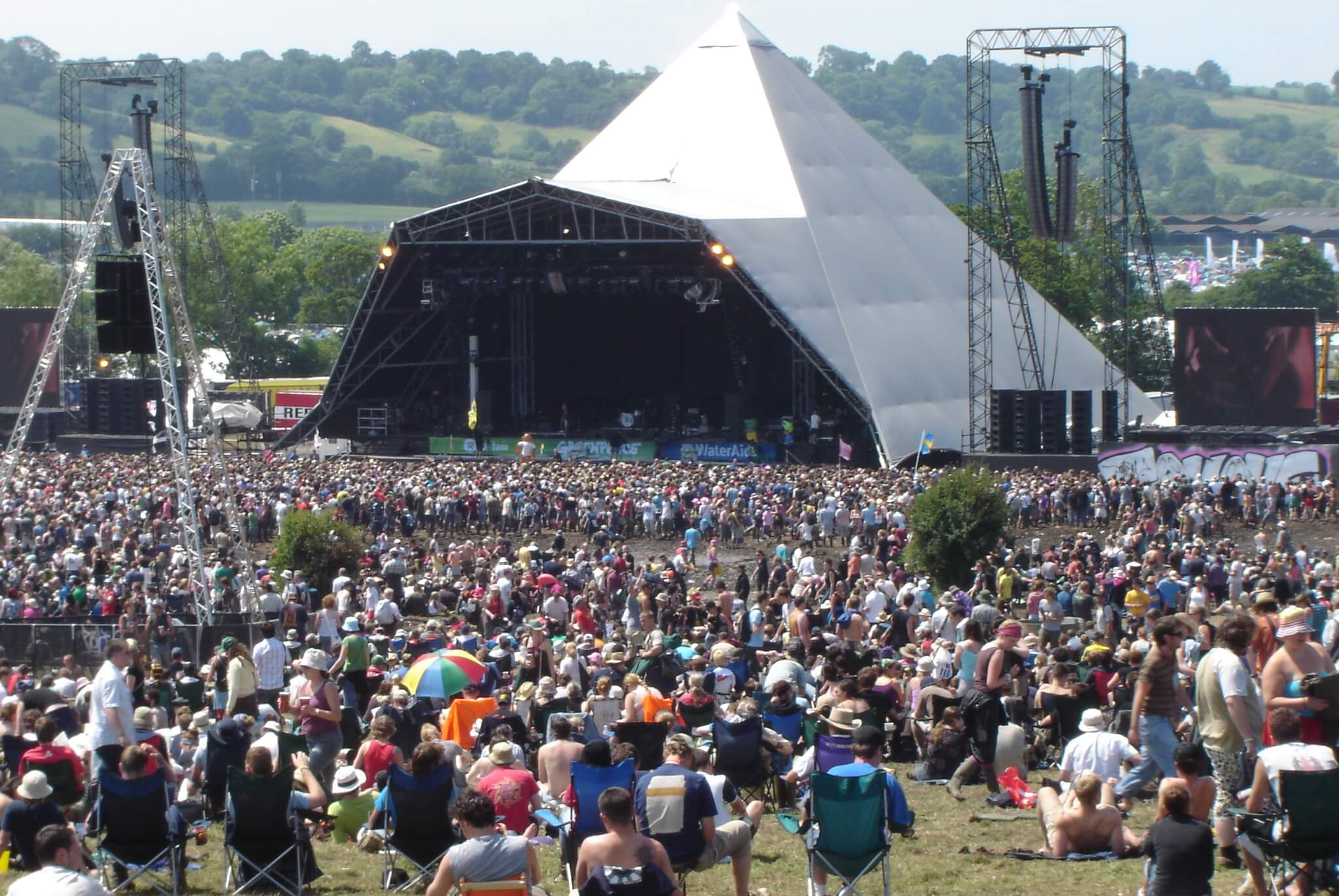 Glastonbury Festival ticket resale
