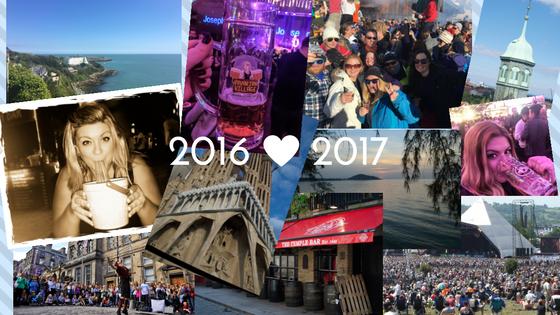 2016 travel scrapbook