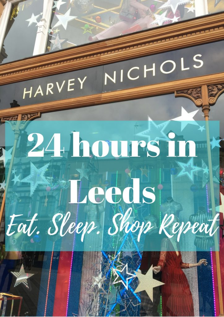 24 hours in Leeds