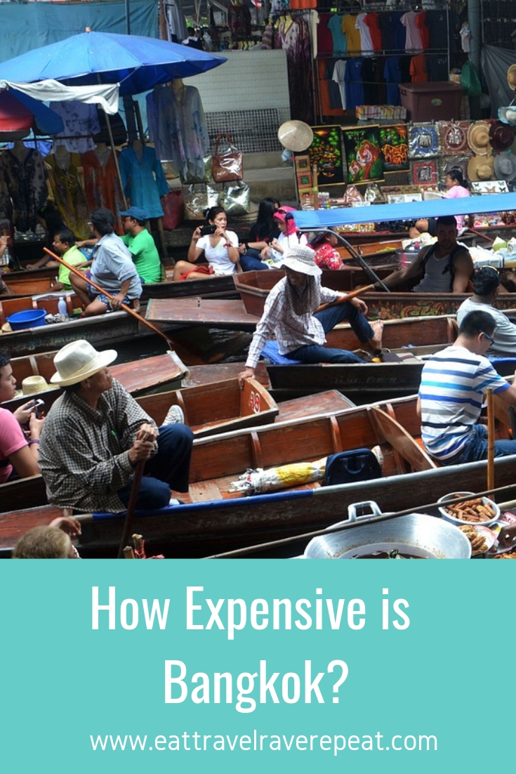 how expensive is Bangkok