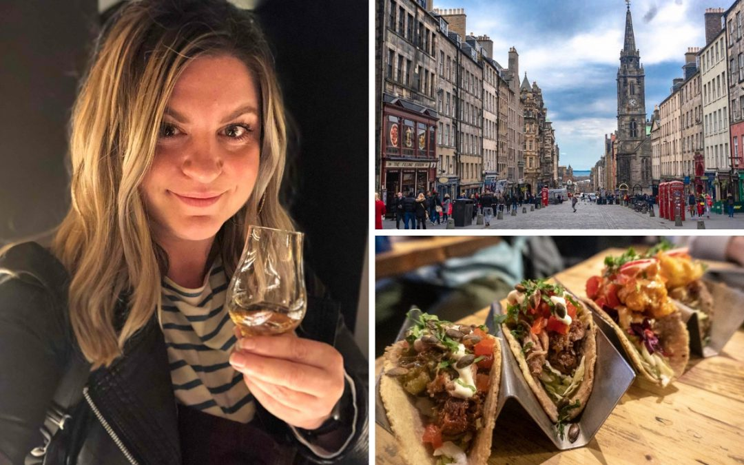 The ultimate 24 hr Edinburgh itinerary: eat, sleep, whisky, repeat