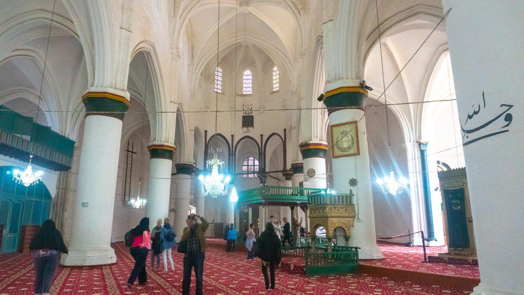 Turkish mosque