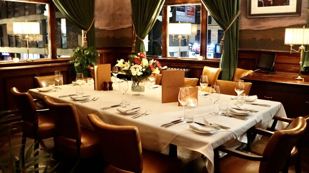 private dining Newcastle