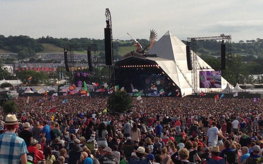 How to do Glastonbury Festival like a boss!