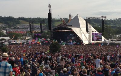 How to do Glastonbury Festival like a boss!