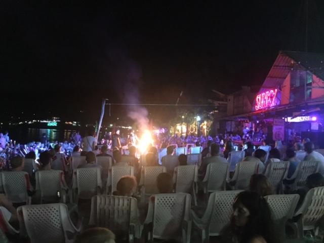 Koh Phi Phi beach bar