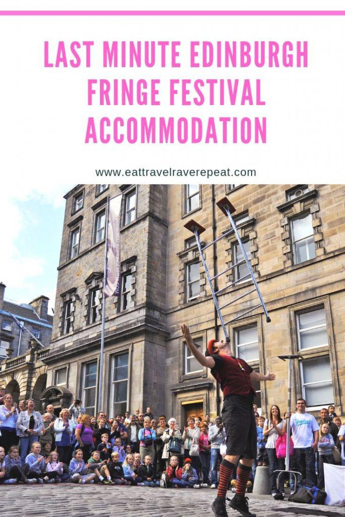 Edinburgh-Fringe-Festival-accommodation