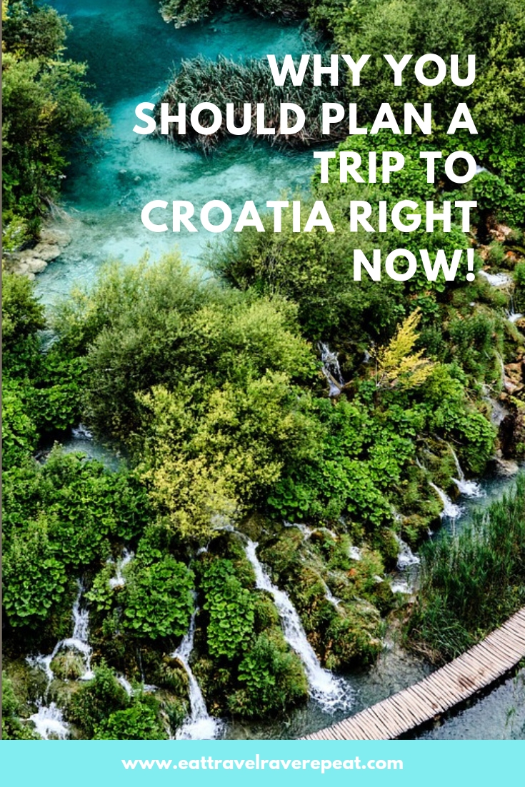 Why is Croatia so popular?