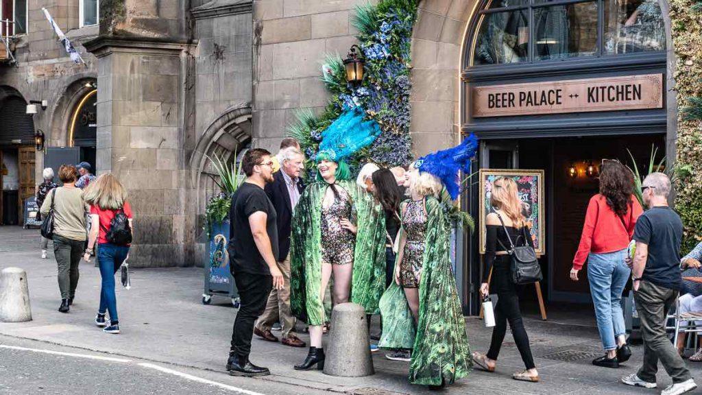 Edinburgh Free Fringe