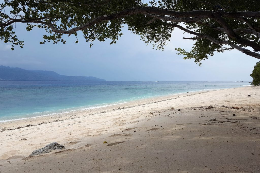 Gili Air beaches