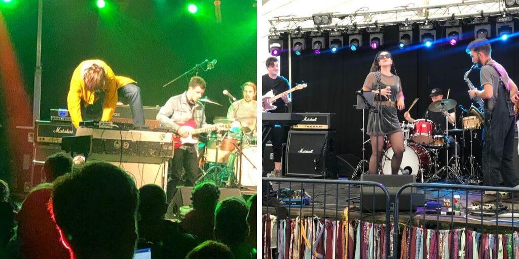 lindisfarne festival bands